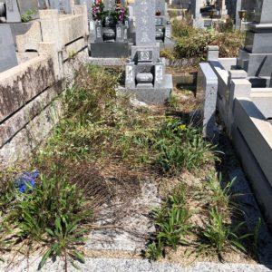 お墓参り代行,お墓の掃除,八事霊園