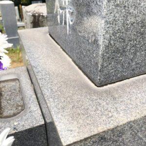 愛知県蒲郡市,墓石クリーニング