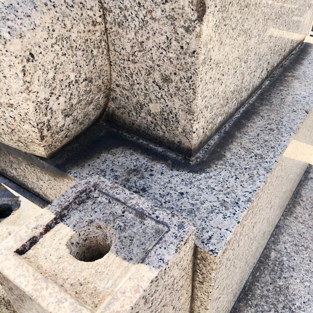 墓石クリーニング,名古屋市,ご縁道